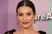 Lea Michele attends the 2019 amfAR Gala Los Angeles at Milk Studios on October 10, 2019 in Los Angeles, California.