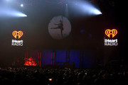 <<EDITORIAL USE ONLY. NO COMMERCIAL USE>> Twenty One Pilots performs on stage during 2019 iHeartRadio ALTer Ego at The Forum on January 19, 2019 in Inglewood, California.