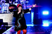 (EDITORIAL USE ONLY) Ann Wilson of Heart attends the 2019 iHeartRadio Music Festival at T-Mobile Arena on September 20, 2019 in Las Vegas, Nevada.