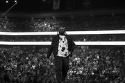 Image has been converted to black and white.) T-Pain performs onstage during the 2019 iHeartRadio Music Festival at T-Mobile Arena on September 21, 2019 in Las Vegas, Nevada.
