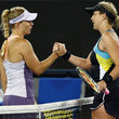 Angelique Kerber Anastasia Pavlyuchenkova Photos