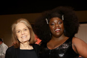 Gloria Steinem and Yola attend the 2020 Embrace Ambition Summit by the Tory Burch Foundation at Jazz at Lincoln Center on March 05, 2020 in New York City.
