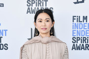 Hong Chau attends the 2020 Film Independent Spirit Awards on February 08, 2020 in Santa Monica, California.