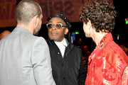 (L-R) Shia LaBeouf, Spike Lee and Noah Jupe during the 2020 Film Independent Spirit Awards on February 08, 2020 in Santa Monica, California. (Photo by Amy Sussman/Getty Images for Film Independent