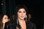 Retransmission with alternate crop.) Kesha attends MusiCares Person of the Year honoring Aerosmith at West Hall at Los Angeles Convention Center on January 24, 2020 in Los Angeles, California.