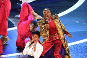 Janelle Monae and Billy Porter Photos Photo