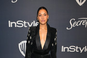 Janina Gavankar attends The 2020 InStyle And Warner Bros. 77th Annual Golden Globe Awards Post-Party at The Beverly Hilton Hotel on January 05, 2020 in Beverly Hills, California.