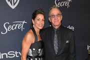 (L-R) Jane Hajduk and Tim Allen attend The 2020 InStyle And Warner Bros. 77th Annual Golden Globe Awards Post-Party at The Beverly Hilton Hotel on January 05, 2020 in Beverly Hills, California.