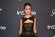 Abigail Spencer attends The 2020 InStyle And Warner Bros. 77th Annual Golden Globe Awards Post-Party at The Beverly Hilton Hotel on January 05, 2020 in Beverly Hills, California.