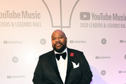 Isaac Hayes III attends YouTube Music 2020 Leaders & Legends Ball at Atlanta History Center on January 15, 2020 in Atlanta, Georgia.