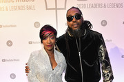 Princess and Pastor Troy attend YouTube Music 2020 Leaders & Legends Ball at Atlanta History Center on January 15, 2020 in Atlanta, Georgia.