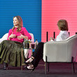 Olivia Wilde and Katie Couric Photos