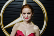 Madelaine Petsch attends the 2020 Mercedes-Benz Annual Academy Viewing Party at Four Seasons Los Angeles at Beverly Hills on February 09, 2020 in Los Angeles, California.