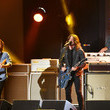Dave Grohl and Rami Jaffee