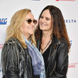 Melissa Etheridge and Linda Wallem Photos