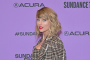 "Taylor Swift attends the 2020 Sundance Film Festival - ""Taylor Swift: Miss Americana"" Premiere at Eccles Center Theatre on January 23, 2020 in Park City, Utah."