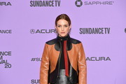 """Riley Keough attends the """"Zola"""" premiere during the 2020 Sundance Film Festival at Eccles Center Theatre on January 24, 2020 in Park City, Utah."""