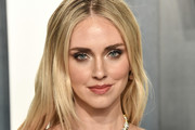 Chiara Ferragni attends the 2020 Vanity Fair Oscar Party hosted by Radhika Jones at Wallis Annenberg Center for the Performing Arts on February 09, 2020 in Beverly Hills, California.