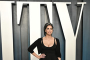 Sarah Silverman attends the 2020 Vanity Fair Oscar Party hosted by Radhika Jones at Wallis Annenberg Center for the Performing Arts on February 09, 2020 in Beverly Hills, California.