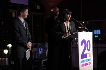 LaTanya Jackson 20th Anniversary Celebration Of The Children's Defense Fund's Beat The Odds Program - Inside