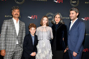 Thomasin McKenzie and Carthew Neal Photos Photo