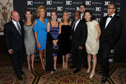 Jeff Zucker, Natalie Morales, Hoda Kotb, Kathie Lee Gifford, Meredith Vieira, Al Roker, Jim Bell, Ann Curry and Lester Holt attend the 20th Annual Broadcasting and Cable Hall of Fame Awards at The Waldorf Astoria on October 27, 2010 in New York City.
