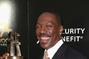 Honoree Eddie Murphy, Career Achievement Award recipient, poses in the press room at the 20th Annual Hollywood Film Awards at The Beverly Hilton Hotel on November 6, 2016 in Beverly Hills, California.