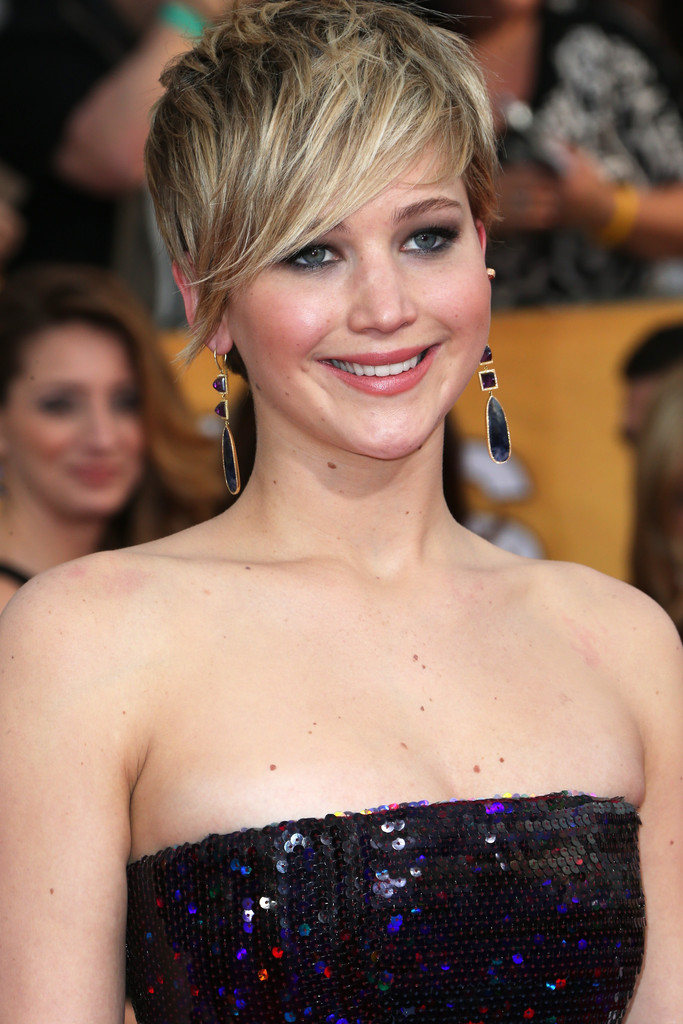 Jennifer Lawrence - Jennifer Lawrence Photos - 20Th Annual Screen Actors Guild Awards -9241