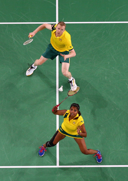 20th Commonwealth Games: Badminton