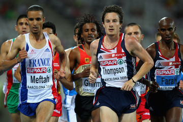 Abdellatif Meftah 20th European Athletics Championships - Day One