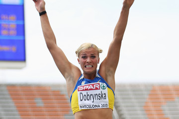 Nataliya Dobrynska 20th European Athletics Championships - Day Five