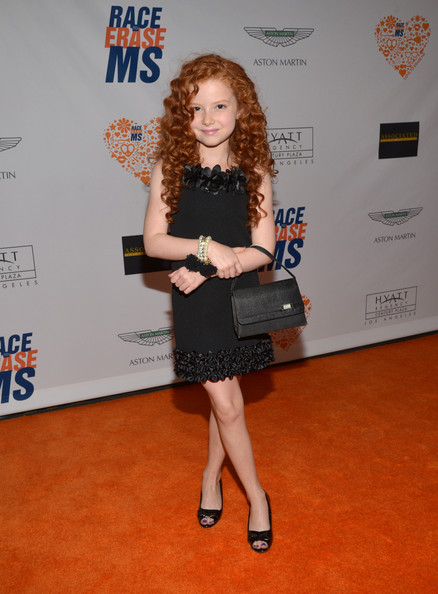 francesca capaldi parents