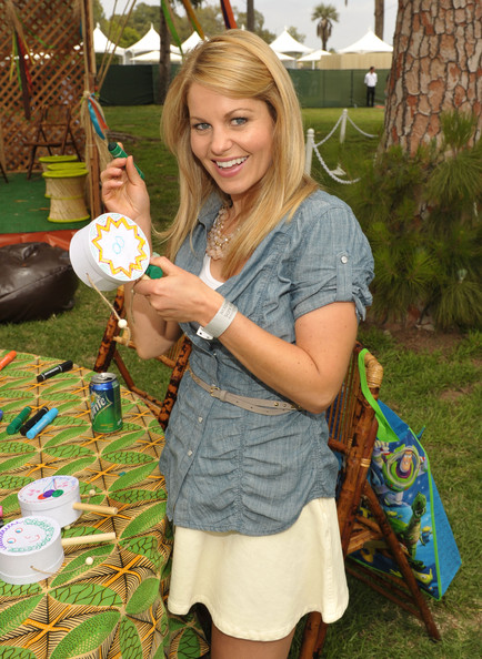 (EXCLUSIVE ACCESS) Actress Candace Cameron Bure attends the 21st A Time For Heroes Celebrity Picnic sponsored by Disney to benefit the Elizabeth Glaser