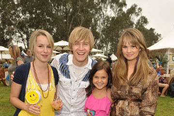 Debby Ryan Bailee Madison 21st Anniversary A Time For Heroes Celebrity Picnic Sponsored by Disney