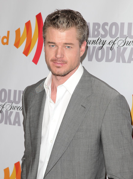 Eric Dane Actor Eric Dane arrives at the 21st Annual GLAAD Media Awards held at Hyatt Regency Century Plaza on April 17, 2010 in Century City, California.