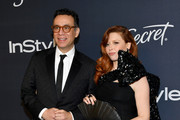 (L-R) Fred Armisen and Natasha Lyonne attend the 21st Annual Warner Bros. And InStyle Golden Globe After Party at The Beverly Hilton Hotel on January 05, 2020 in Beverly Hills, California.