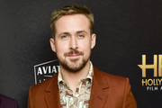 Ryan Gosling poses in press room at the 22nd Annual Hollywood Film Awards on November 04, 2018 in Beverly Hills, California.