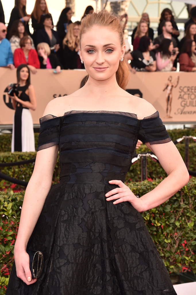 'Game of Thrones' Actress Sophie Turner Says Sansa 'Commands Respect' in Season Six