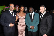 Lil Rel Howery and Betty Gabriel Photos Photo