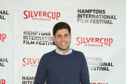 Screenwriter Michael Weber attends the Chairman's Reception during  Day 3 of the 23rd Annual Hamptons International Film Festival on October 10, 2015 in East Hampton, New York.