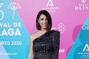Cristina Brondo attends 23rd Malaga Film Festival cocktail party at Circulo de Bellas Artes on March 03, 2020 in Madrid, Spain.