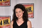 Sarah Steele attends 24 Hour Musicals at The Pershing Square Signature Center on June 17, 2019 in New York City.
