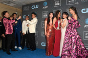 Michelle Yeoh and Awkwafina Photos Photo