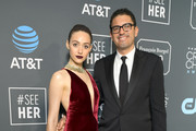 Emmy Rossum and Sam Esmail Photos Photo