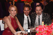David Furnish Janet Holden Photos Photo