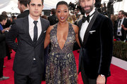 Joseph Fiennes and Samira Wiley Photos Photo
