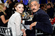 Taika Waititi Thomasin McKenzie Photos Photo