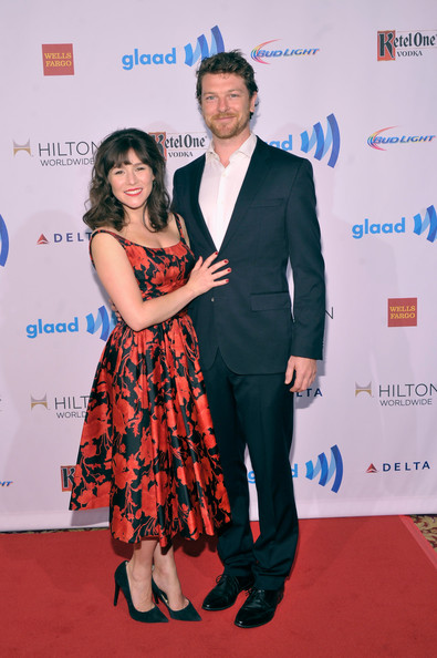 Yael Stone with Husband Dan Spielman