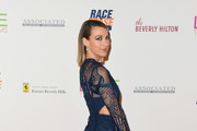 Natalie Zea attends the 25th Annual Race To Erase MS Gala at The Beverly Hilton Hotel on April 20, 2018 in Beverly Hills, California.