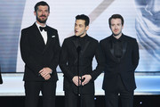 Rami Malek and Gwilym Lee Photos Photo
